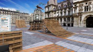 Le dimanche À BICYCLETTE – Parvis de l'Hôtel de Ville – PARIS
