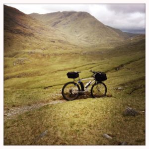 ECOSSE/HIGHLAND BIKE AND WILD !