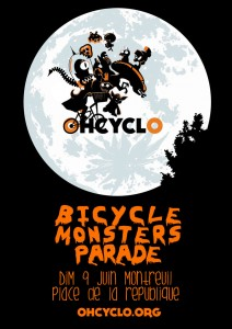 BICYCLE MONSTERS PARADE