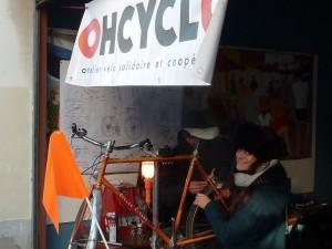 Pas de trêve hivernale pour OHCYCLO !